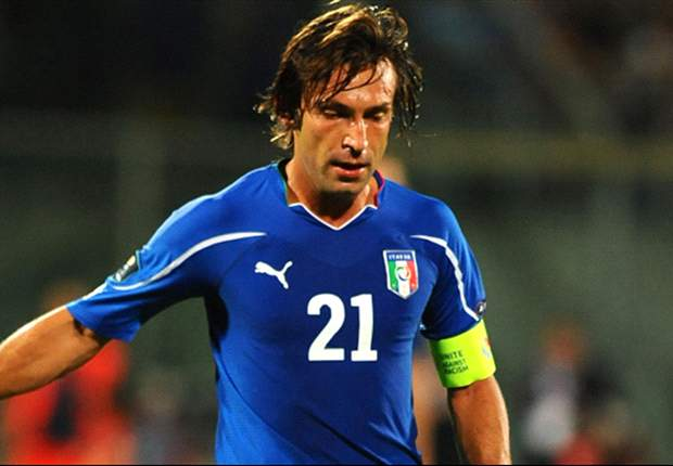 Video Profile: The best deep-lying playmaker in the world - Italy's key man Andrea Pirlo