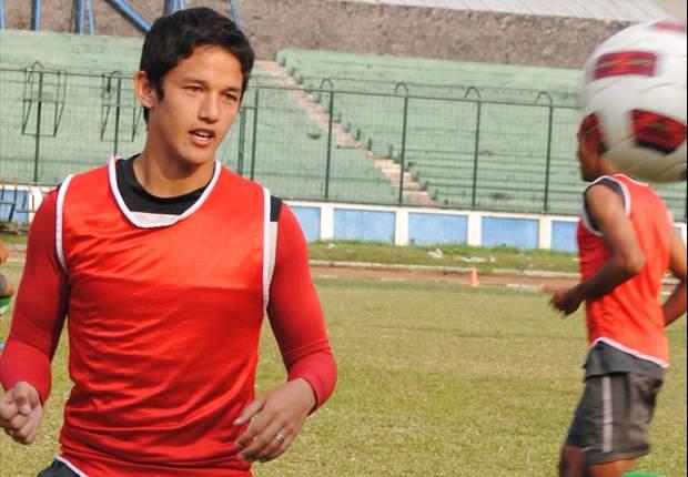 Hat-Trick Irfan Bachdim Hantam Brunei Darussalam