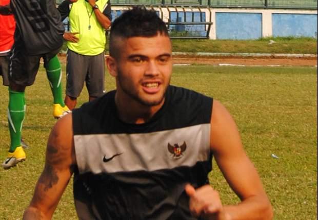 Diego Michiels Berharap Tembus Tim Inti Timnas U-23