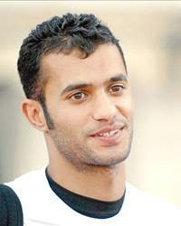 Nawaf Al Khaldi Player Profile