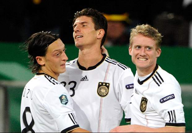 Mesut Ozil the MVP, Mario Gomez dramatics & more - Germany's record-setting Euro 2012 qualifying campaign