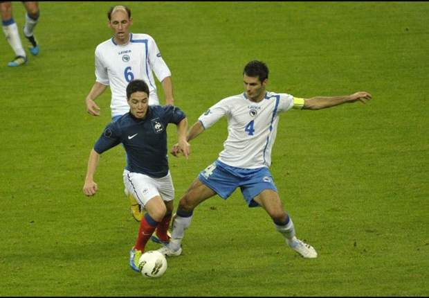 England game is France's first final, says Samir Nasri