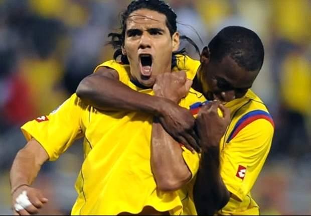 Radamel Falcao: Colombia está en busca del grupo, que es lo que te lleva al Mundial
