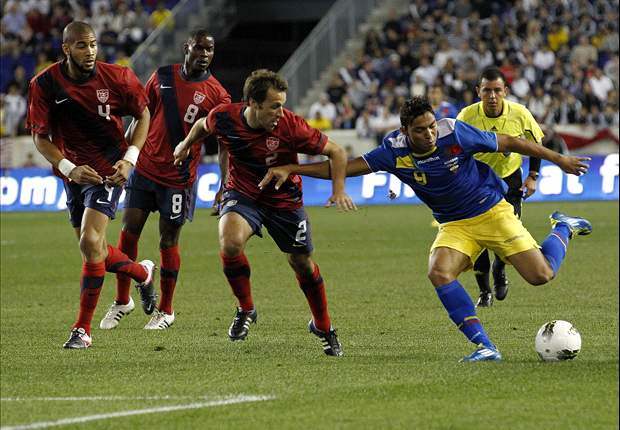 USA 0-1 Ecuador: Offense continues to be a problem for Jurgen Klinsmann's squad