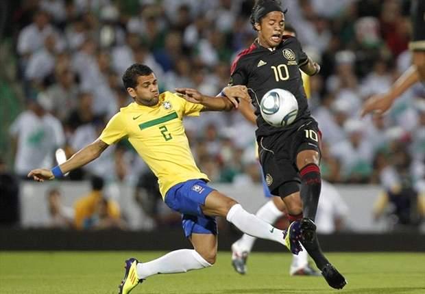 Daniel Alves no irá finalmente a los Juegos Olímpicos con Brasil; Marcelo, sí