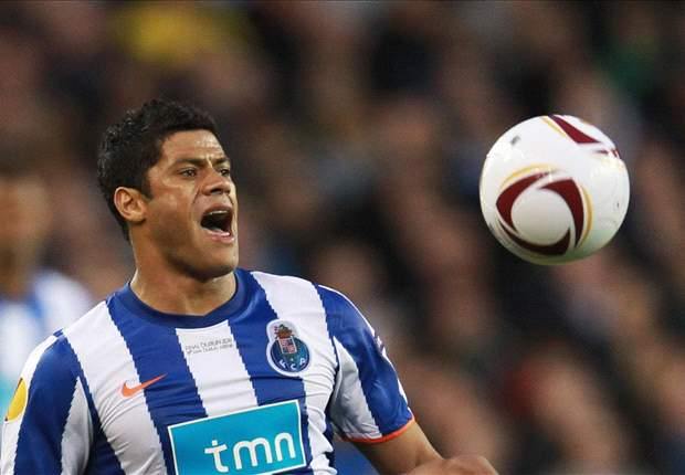 Agent German Tkachenko reveals Anzhi Makhachkala reached agreement with Porto's Hulk