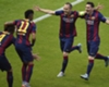 Rakitic: Playing with MSN not easy