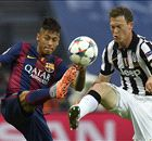 Pagelle Juventus-Barça: Neymar imprendibile