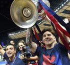 Messi, goleador junto a Neymar y Ronaldo