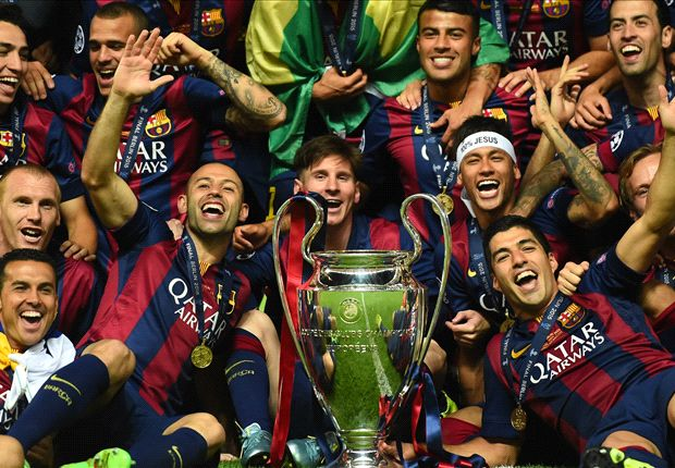 Barcelona / fot. goal.com
