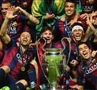 Barcelona & the famous treble winners