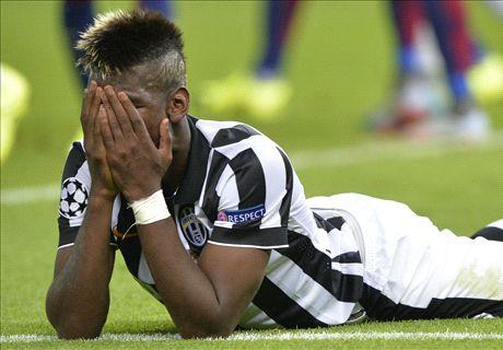 Juve reject Barca's €80m Pogba bid