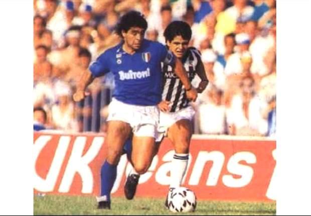El deseo de Hugo Maradona, dirigir al Napoli