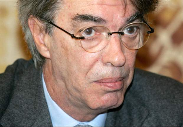 Moratti: Don't blame Stramaccioni for defeats