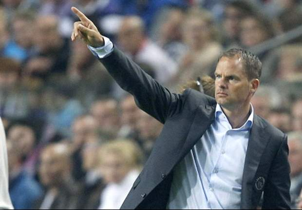Frank De Boer Optimistis Juara