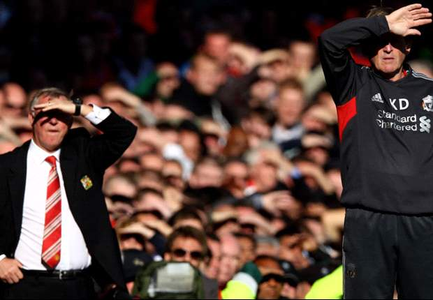 Cream suits, Cantona and the classic Liverpool vs Manchester United FA Cup matches