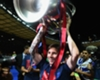 Messi makes early Barcelona return