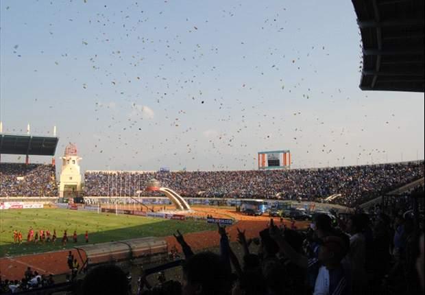 Duel klasik tetap dihelat di stadion Si Jalak Harupat