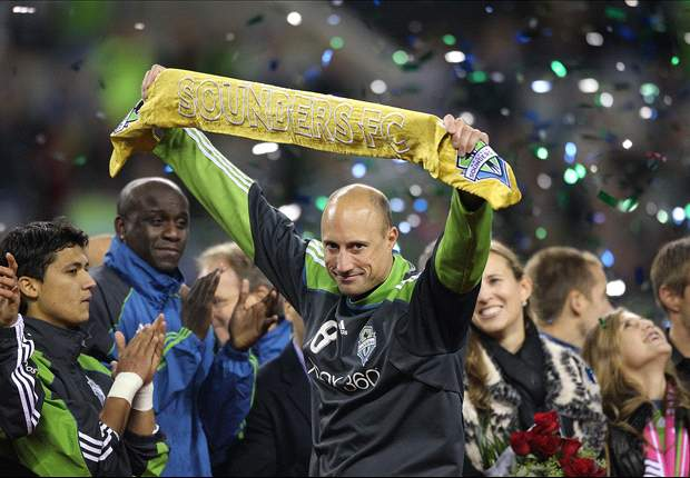 "Kasey Keller: Seattle's 2013 season was ""unfathomable"""