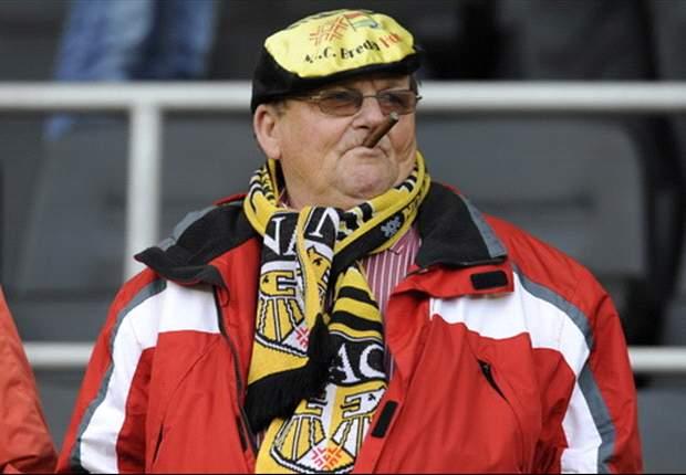 Volg hier Willem II - NAC Breda!