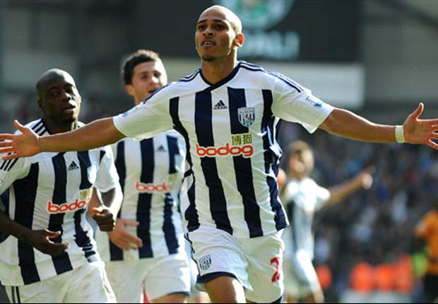 Fulham ready to offer West Brom £3m, Damien Duff and Chris Baird in exchange for Peter Odemwingie