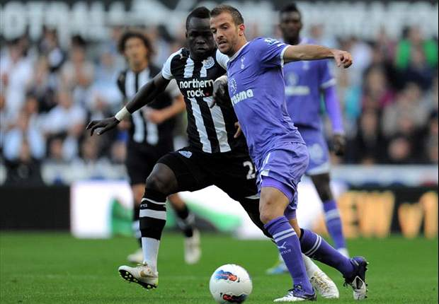 Pardew confirms injured Tiote a doubt for Newcastle opener against Tottenham