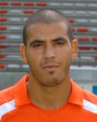Hocine Ragued, Tunisia International