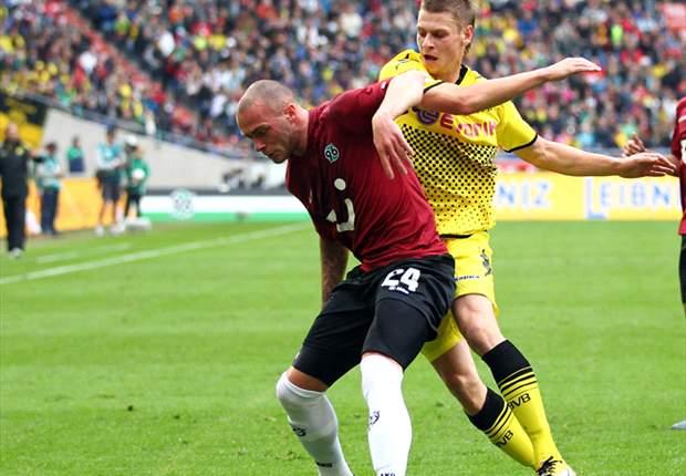 Duell der Ungeschlagenen: Dortmund empfängt Hannover