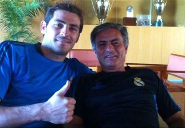 Casillas: Mourinho bester Trainer der Welt