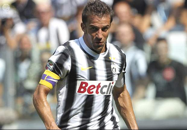 This is Alessandro Del Piero's last season at Juventus, reveals president Andrea Agnelli