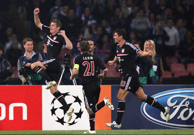 Napoli-Bayern 1-1: Kroos gela il San Paolo, la Dea Bendata e San Morgan salvano gli azzurri