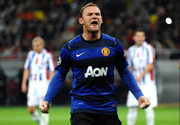 Wayne Rooney focused on becoming Manchester United's all-time top goalscorer: It would be fantastic & I can do it