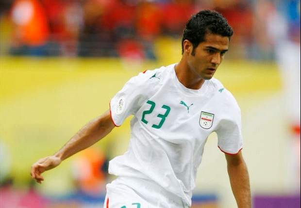 Osasuna's Shojaei hoping to be available for Iran's opening fourth round 2014 World Cup qualifiers