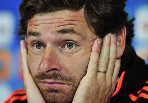 Chelsea's Andre Villas-Boas: Our form against the top teams has not been good enough