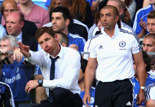 Andre Villas-Boas insists he did not ask Chelsea players to include him in their goal celebrations