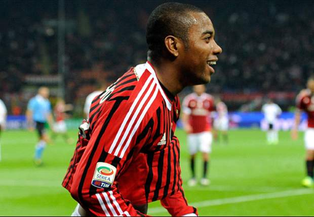 TEAM NEWS: Robinho & Zlatan Ibrahimovic start for AC Milan against Catania