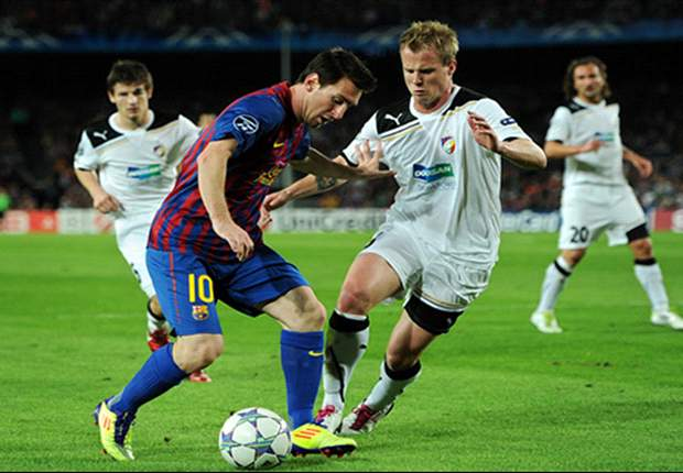 Tuesday Bet of the Day: Back Barcelona & Lionel Messi to destroy Viktoria Plzen