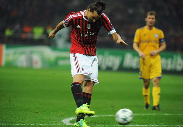 Milan heeft geen kind aan BATE Borisov