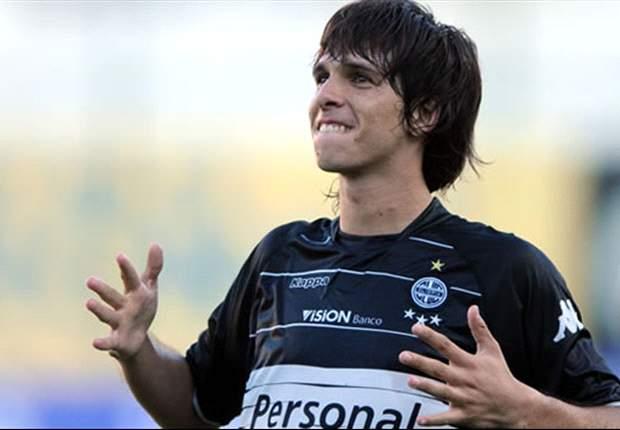 Pablo Zeballos desea jugar en Emelec