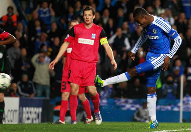 Besiktas to rival Tottenham for Chelsea's Kalou - report
