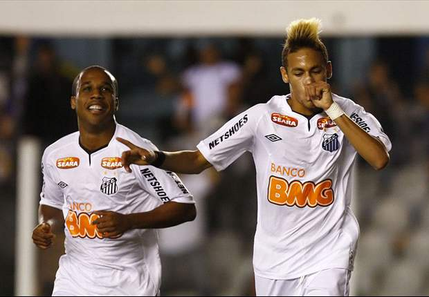 Only Cristiano Ronaldo & Lionel Messi are better than Santos' Neymar, says Muricy Ramalho