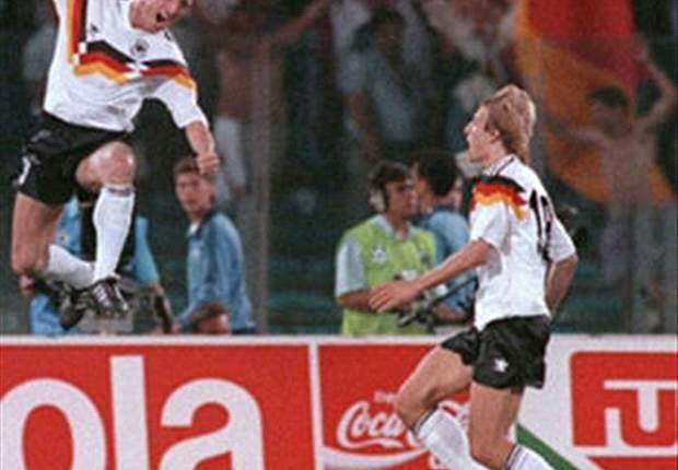 KILAS BALIK Piala Dunia 1990 Italia