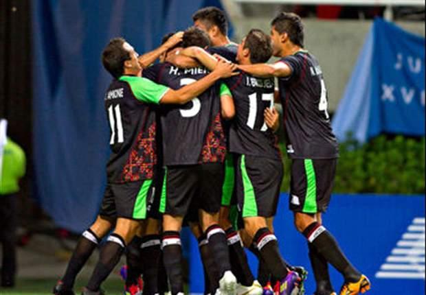 Triunfo nacional ante México Sub 20