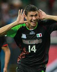 Jorge Enríquez, Mexico International