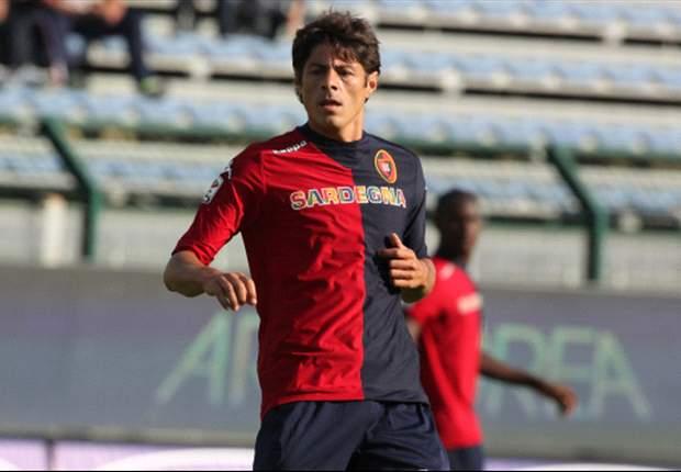 Uno scalpitante Nenè si candida a guidare l'attacco del Cagliari a Siena: Pinilla è ancora out, ma occhio alla concorrenza...