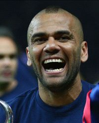 Daniel Alves, Brazil International