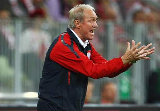 Franciszek Smuda names provisional Poland squad for Euro 2012