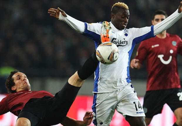 Trabzonspor enter talks with Copenhagen over N'Doye