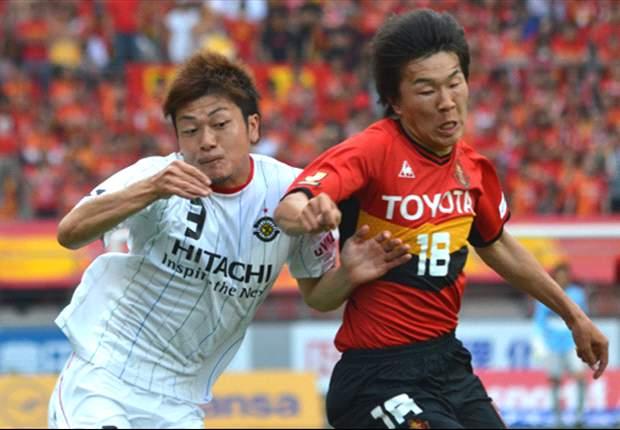 J-League Countdown: why Kashiwa Reysol, Gamba Osaka, and Nagoya Grampus have a shot at glory