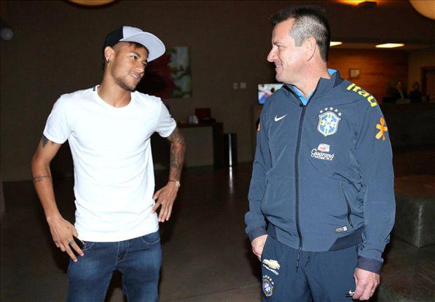IN PICTURES: Neymar joins Brazil squad in Porto Alegre
